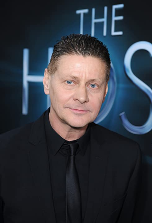 Andrew Niccol at an event for The Host (2013)