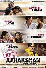 Aarakshan(2011) Poster - Movie Forum, Cast, Reviews