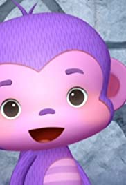 Purple Monkey Mission Poster
