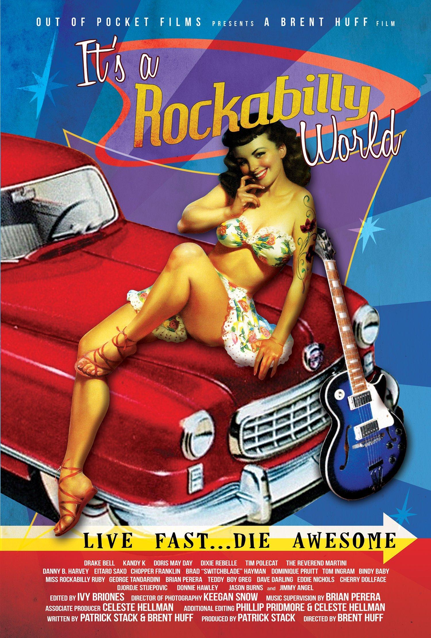 image It's a Rockabilly World! Watch Full Movie Free Online