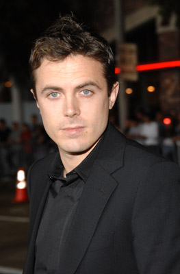 Casey Affleck at an event for Gone Baby Gone (2007)