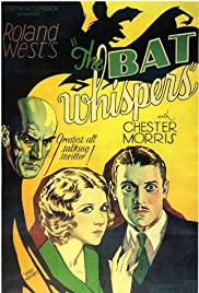 The Bat Whispers Poster