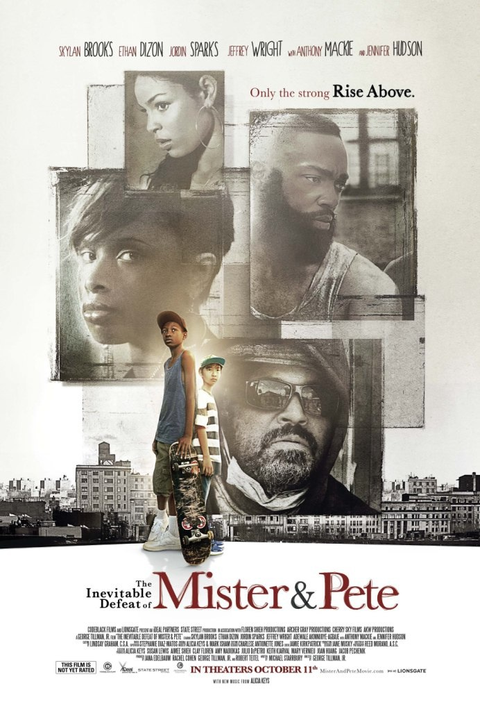 image The Inevitable Defeat of Mister & Pete Watch Full Movie Free Online