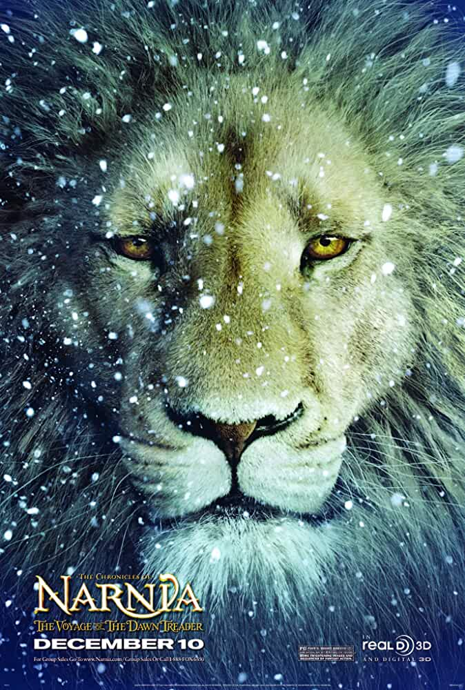 The Chronicles Of Narnia The Voyage Of The Dawn Treader 2010 Dual Audio 480p BRRip full movie watch online freee download at movies365.ws