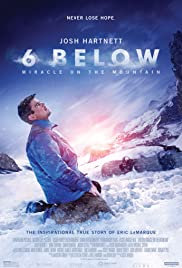 6 Below: Miracle on the Mountain Pelicula Completa DVD [MEGA] [LATINO] 2017