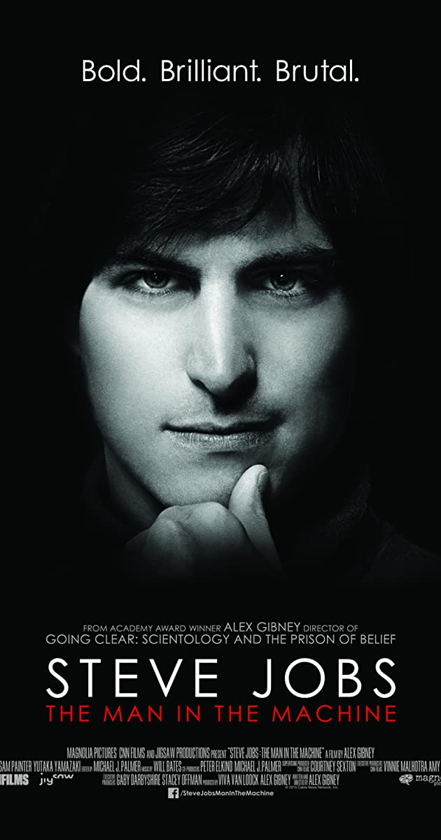 Resultado de imagem para Steve Jobs The Man in The Machine 2015