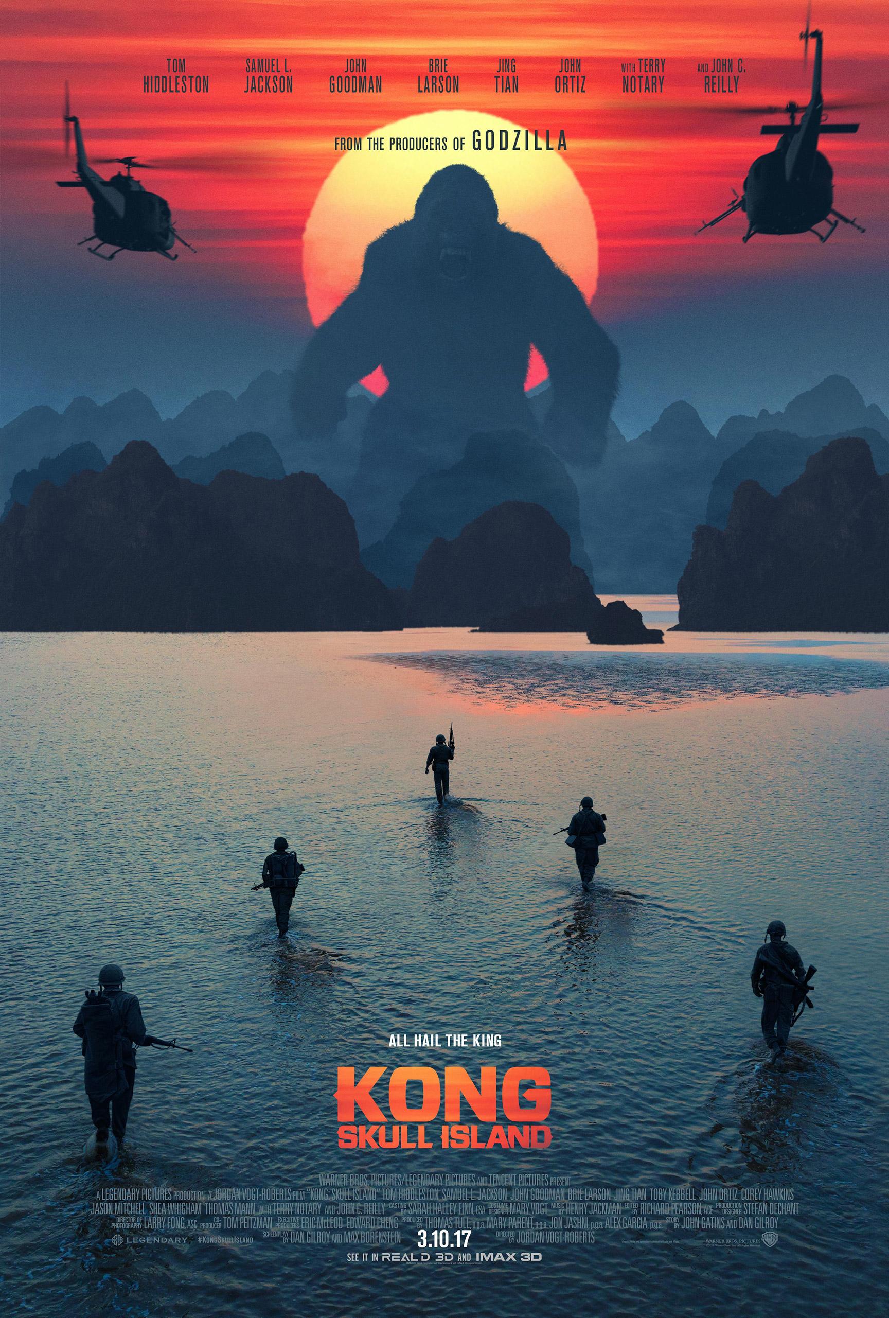 Kong Skull Island 2017 Hindi Dubbed