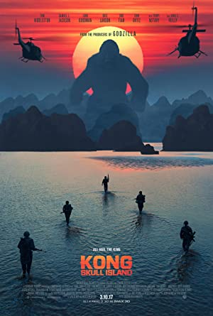 Kong: Skull Island - similar movie recommendations