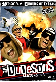 The Dudesons Poster - TV Show Forum, Cast, Reviews