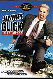 Jiminy Glick in Lalawood Poster