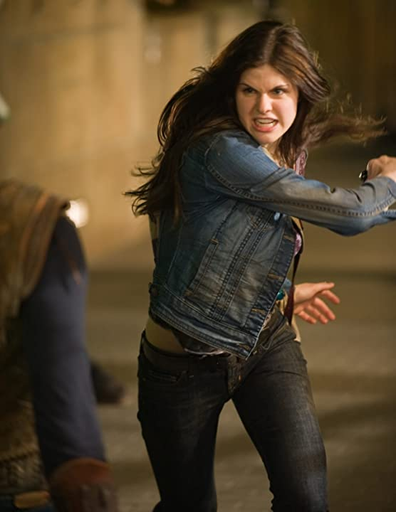 Alexandra Daddario in Percy Jackson & the Olympians: The Lightning Thief (2010)