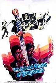 Sacred Knives of Vengeance Poster