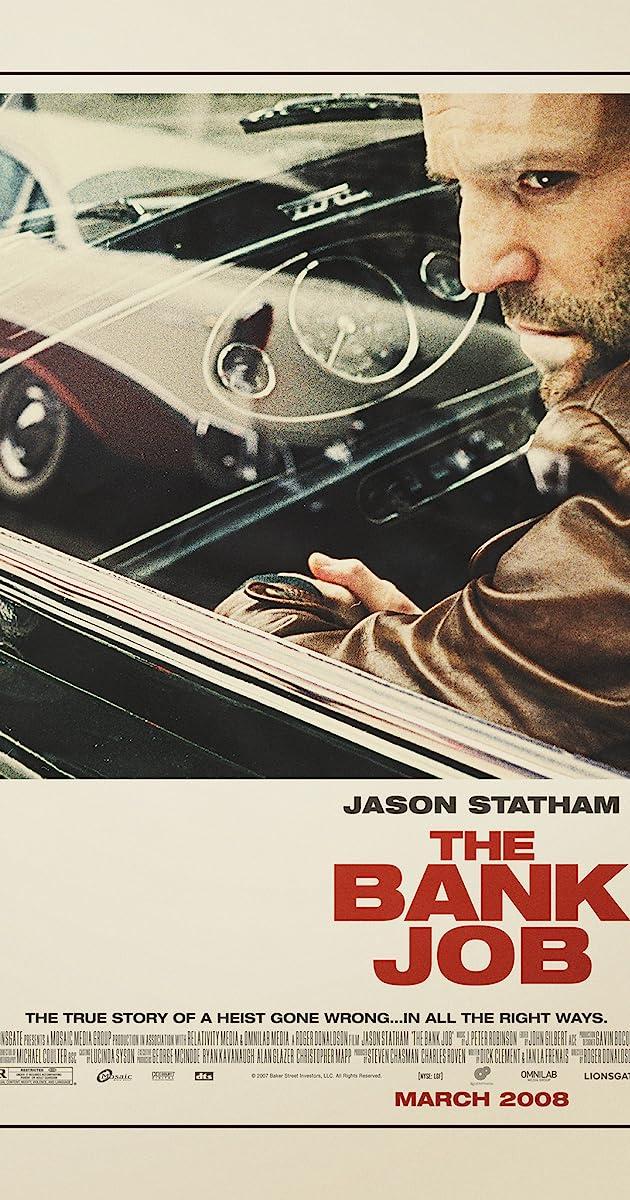 Apiplėšimas Beikerio gatvėje / The Bank Job (2008) Online