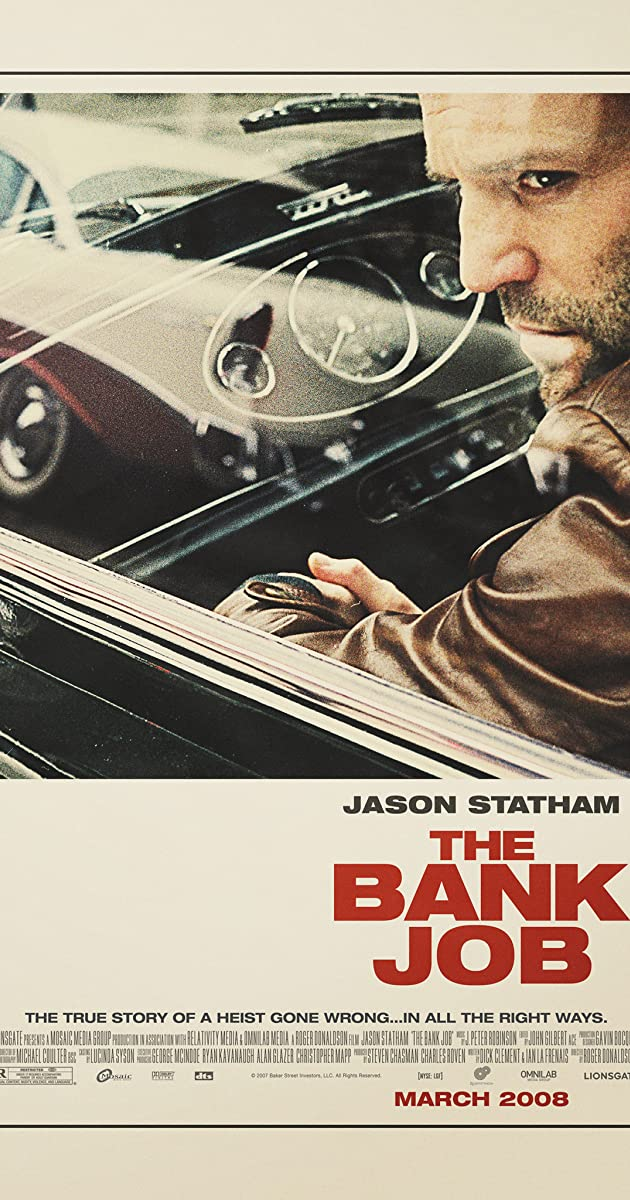 The Bank Job (2008) Bluray 720p 1080p