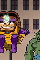 Image of The Super Hero Squad Show: Tremble at the Might of M.O.D.O.K.!