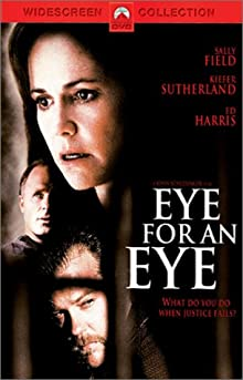 Poster Auge um Auge