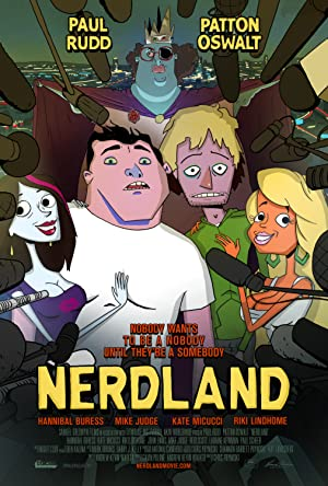 Watch Nerdland