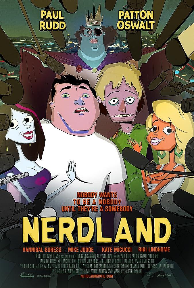 Nerdland 2016 DVDRip 400MB
