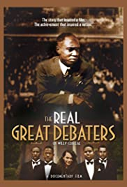 The Real Great Debaters Poster