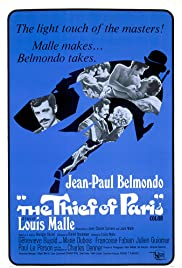 The Thief of Paris (1967) Poster - Movie Forum, Cast, Reviews