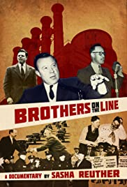 Brothers on the Line Poster