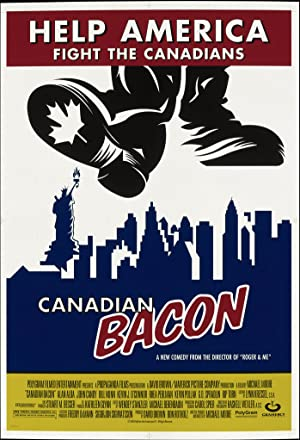 Canadian Bacon poster