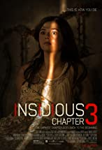 Primary image for Insidious: Chapter 3