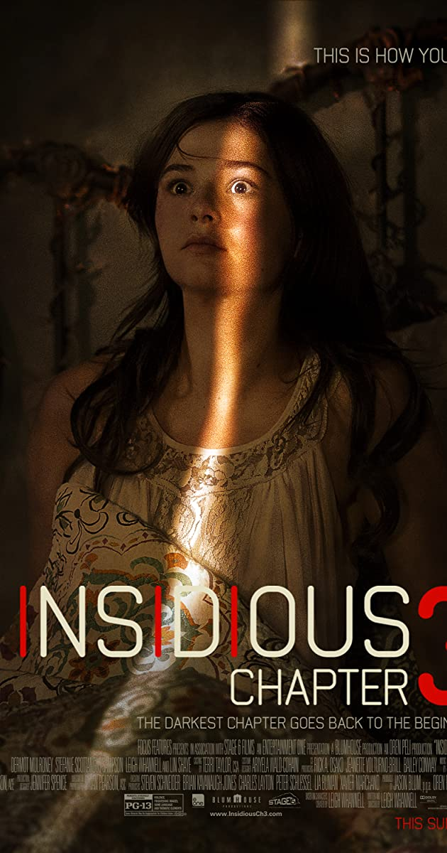 Tūnąs tamsoje: trečia dalis / Insidious: Chapter 3 (2015) Online