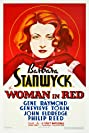 The Woman in Red (1935) Poster