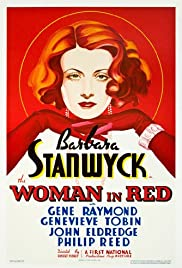 The Woman in Red (1935) Poster - Movie Forum, Cast, Reviews