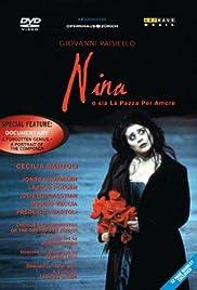 Nina, o sia la pazza per amore Poster
