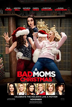 A Bad Moms Christmas (2017) BluRay 10Bit 1080p H265 d3g