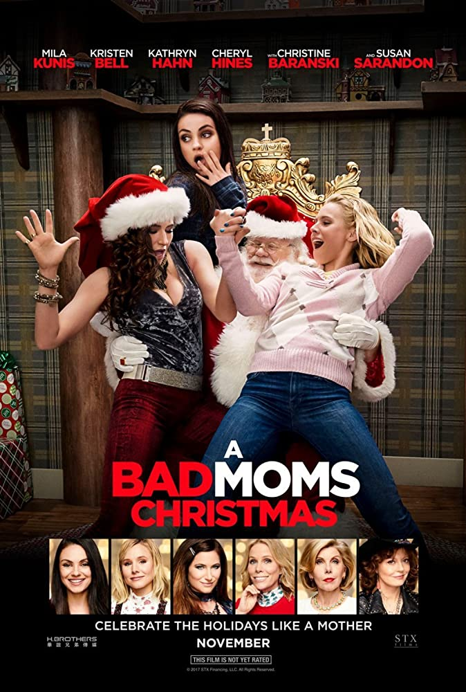 A Bad Moms Christmas (2017) Watch Online HD