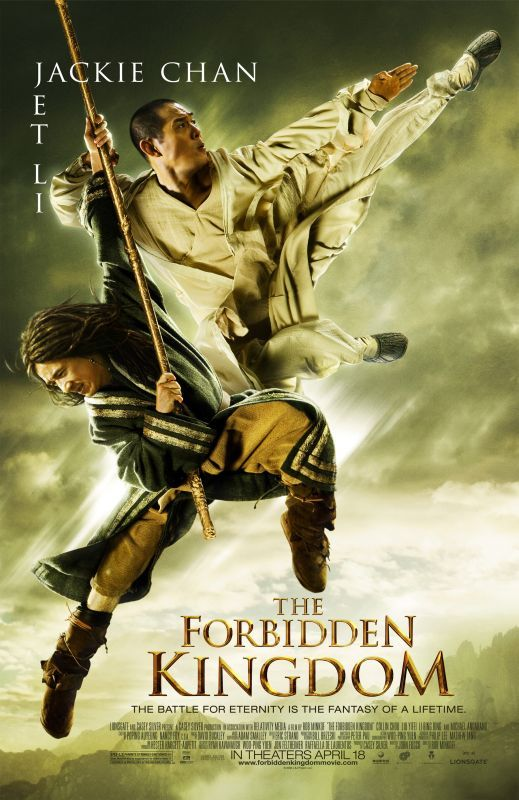 The Forbidden Kingdom (2008) Tagalog Dubbed