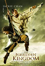 The Forbidden Kingdom (2008) Poster - Movie Forum, Cast, Reviews