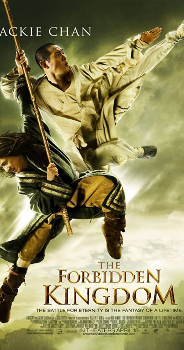 The Forbidden Kingdom 2008 BRRip