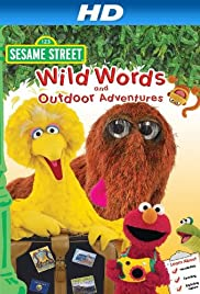 Sesame Street: Wild Words and Outdoor Adventures Poster