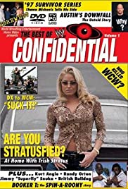 WWE Confidential Poster