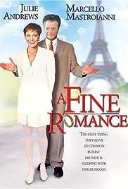 A Fine Romance(1992) Poster - Movie Forum, Cast, Reviews