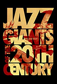 Jazz Giants of the 20th Century Poster