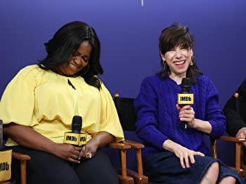Octavia Spencer and Sally Hawkins