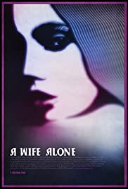 A Wife Alone Poster