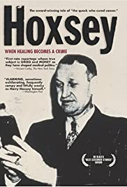 Hoxsey: How Healing Becomes a Crime Poster