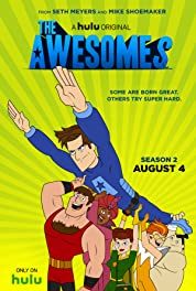 The Awesomes - Season 1 (2013) poster