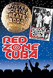 Red Zone Cuba Poster