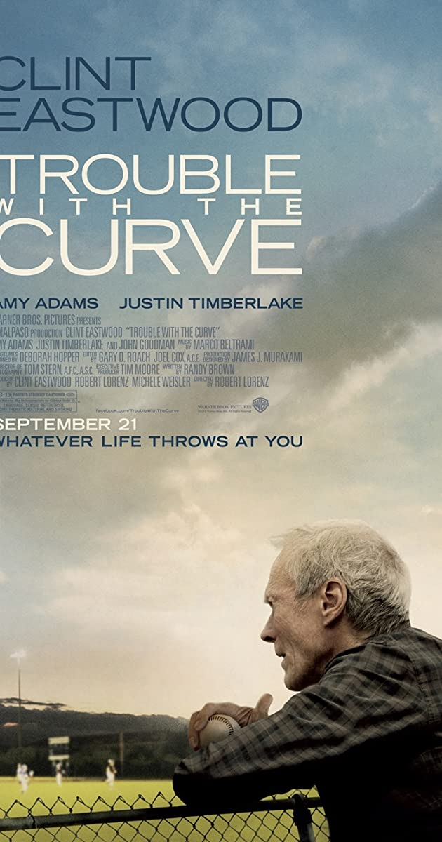 Gyvenimo vingiai / Trouble with the Curve (2012) Online