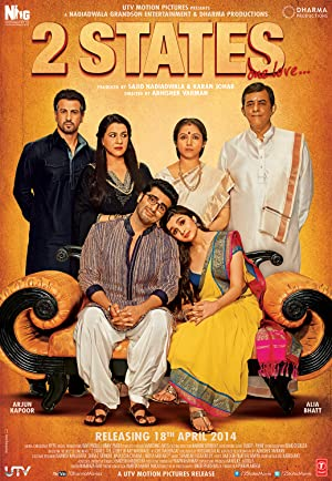 2 States (2014) Download on Vidmate