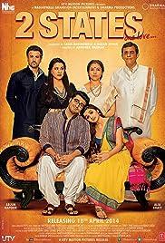 2 States(2014) Poster - Movie Forum, Cast, Reviews