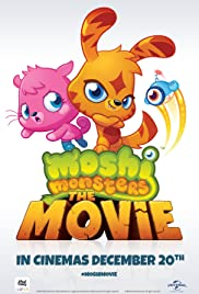 Moshi Monsters: The Movie (2013) Poster - Movie Forum, Cast, Reviews