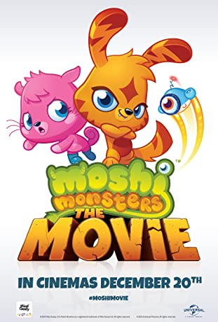 Moshi Monsters: The Movie (2013)